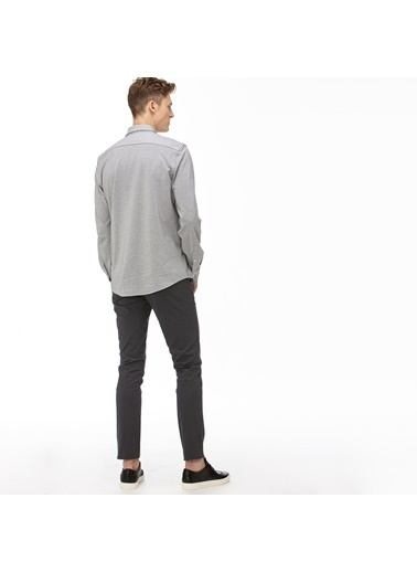 Lacoste Erkek Slim Fit Pantolon HH9553.S5T Gri